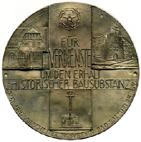 Medaille Günther RS